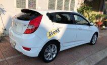 Bán Hyundai Accent 1.4 AT đời 2014, màu trắng, xe nhập