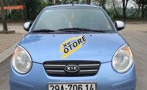 Cần bán gấp Kia Morning AT năm 2009, màu xanh lam, xe nhập số tự động, 190tr