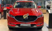 Bán Mazda CX 5 Deluxe sản xuất năm 2020, màu đỏ, ưu đãi lớn