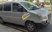 Cần bán lại xe Hyundai Grand Starex Van 2.5 MT 2005, màu bạc, xe nhập