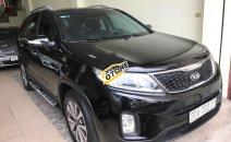Cần bán lại xe Kia Sorento GATH đời 2014, màu đen, chính chủ
