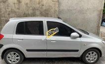 Bán Hyundai Click 1.4 AT đời 2008, màu bạc, nhập khẩu