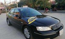 Bán Ford Mondeo sản xuất 2003, màu đen