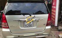 Cần bán gấp Toyota Innova G đời 2006, giá tốt