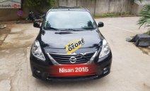 Cần bán Nissan Sunny XL đời 2015, màu đen, giá cạnh tranh
