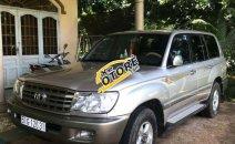 Cần bán xe Toyota Land Cruiser năm sản xuất 2002