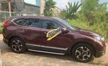 Xe Honda CR V sản xuất 2018 giá cạnh tranh