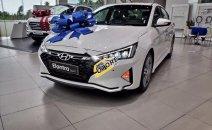 Bán xe Hyundai Elantra Sport 1.6 AT sản xuất 2020, màu trắng