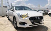 Bán xe Hyundai Accent 1.4 ATH đời 2020, màu trắng