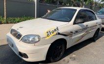 Cần bán Daewoo Lanos sản xuất 2003, màu trắng chính chủ, giá chỉ 85 triệu