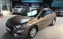 Cần bán Hyundai Accent 1.4 MT sản xuất 2018, màu nâu, 478tr