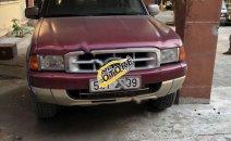 Bán Ford Ranger XLT 4x4 MT 2003, màu đỏ, số sàn