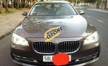 Cần bán gấp BMW 7 Series 730Li 2014, màu nâu, nhập khẩu nguyên chiếc