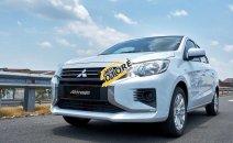 Bán ô tô Mitsubishi Attrage đời 2020, màu trắng, xe nhập, giá 460tr