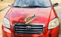 Bán xe Daewoo Gentra sản xuất 2010, màu đỏ xe gia đình, giá tốt