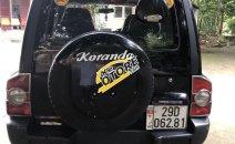 Cần bán lại xe Ssangyong Korando sản xuất năm 2002