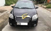 Cần bán lại xe Daewoo Gentra 2008, màu đen xe gia đình, 142 triệu