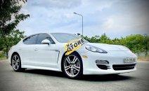 Xe Porsche Panamera 3.6V6 năm sản xuất 2010, màu trắng