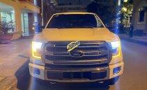 Bán Ford F 150 Platinum năm 2015, màu trắng, nhập khẩu