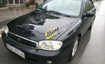 Bán Kia Spectra đời 2007, màu đen, xe nhập, giá tốt