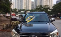 Cần bán lại xe Ford Everest MT năm 2014, màu đen chính chủ