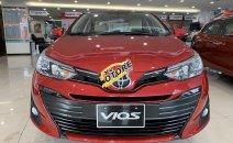 Bán ô tô Toyota Vios sản xuất 2020, màu đỏ