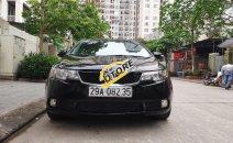 Cần bán lại xe Kia Cerato 2010, màu đen, nhập khẩu Hàn Quốc chính chủ
