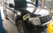 Cần bán xe Mitsubishi Pajero năm sản xuất 2007, màu đen số sàn