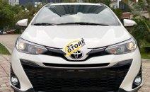 Cần bán Toyota Yaris sản xuất năm 2018, màu trắng