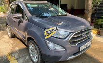 Cần bán gấp Ford EcoSport Titanium đời 2018, màu xám