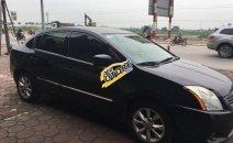 Bán xe Nissan Sentra năm 2010, màu đen, nhập khẩu Nhật Bản