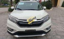 Cần bán xe Honda CR V 2015, màu trắng, giá tốt