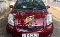 Cần bán xe Toyota Yaris sản xuất 2008, màu đỏ, xe nhập