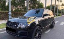 Bán LandRover Range Rover Autobiography LWB 5.0 sản xuất 2014, màu đen