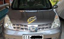 Cần bán Nissan Grand livina đời 2011, màu xám, nhập khẩu nguyên chiếc