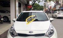 Cần bán lại xe Kia Rio sản xuất 2015, màu trắng, nhập khẩu nguyên chiếc