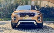 Bán ô tô LandRover Evoque Dynamic sản xuất năm 2014, màu vàng đồng, xe nhập