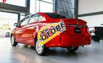 Bán ô tô Mitsubishi Attrage sản xuất 2020, màu đỏ, xe nhập
