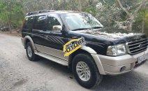Bán xe Ford Everest đời 2005, màu đen, xe gia đình