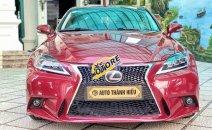 Cần bán Lexus IS năm 2010, màu đỏ, nhập khẩu