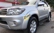 Xe Toyota Fortuner sản xuất năm 2011, màu bạc chính chủ