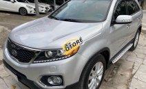 Bán ô tô Kia Sorento đời 2014, màu bạc