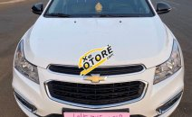 Bán xe Chevrolet Cruze 2017, màu trắng, số sàn