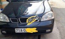 Xe Daewoo Lacetti sản xuất 2007, màu xanh lam, nhập khẩu giá cạnh tranh