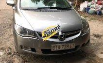Cần bán xe Honda Civic sản xuất 2007, màu bạc, chính chủ