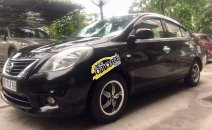 Bán Nissan Sunny 2014, màu đen, xe nhập