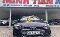 Bán Audi A5 2017, màu đen, nhập khẩu nguyên chiếc