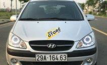 Cần bán Hyundai Getz 2010, màu bạc, nhập khẩu