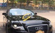 Xe Audi A4 sản xuất 2012, màu đen chính chủ, giá 595tr