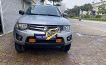 Cần bán lại xe Mitsubishi Triton GLX 4X2MT năm sản xuất 2014, màu bạc, nhập khẩu Thái Lan, giá chỉ 355 triệu
